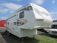 2012 Jayco 28.5RLS Eagle SL 5th Fifth Wheel Trailer