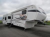 2012 Keystone Montana 3700RL 5th fifth wheel trailer