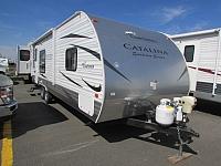 2013 COACHMEN 262RLS CATALINA TRAVEL TRAILER