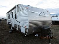 2013 CROSSROADS 231Z-1 ZINGER TRAVEL TRAILER