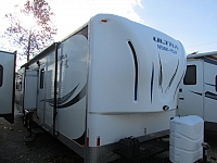2013 Forest River Work And Play ULTRA Lite 275ULSBS travel trailer toy hauler
