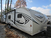 2013 Skyline Layton Joey Select 260 travel trailer