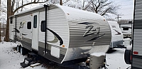 2014 Crossroads Z-1 302KB travel trailer