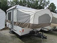 2015 Forest River Rockwood 1910 Freedom folding camper pop up