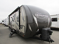 2015 Forest River Salem Hemisphere Lite 312QBUD travel trailer