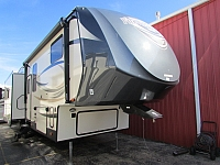 2017 FOREST RIVER 276RLIS HEMISPHERE TRAVEL TRAILER
