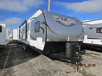2017 FOREST RIVER 28RLDS SALEM TRAVEL TRAILER