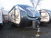2016 FOREST RIVER 312QBUD SALEM HEMISPHERE TRAVEL TRAILER