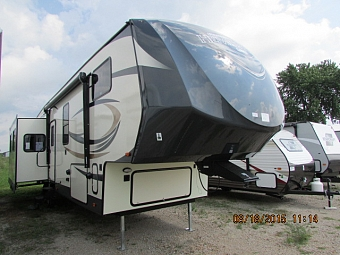2017 FOREST RIVER 337BAR SALEM HEMISPHERE FIFTH WHEEL
