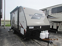 2016 STARCRAFT 17TH AR-ONE TOY HAULER TRAVEL TRAILER