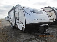 2017 FOREST RIVER 241QBXL CRUISE LITE TRAVEL TRAILER