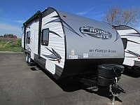 2017 FOREST RIVER 261BHXL SALEM CRUISELITE TRAVEL TRAILER