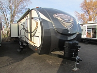 2017 FOREST RIVER 311QB SALEM HEMISPHERE TRAVEL TRAILER