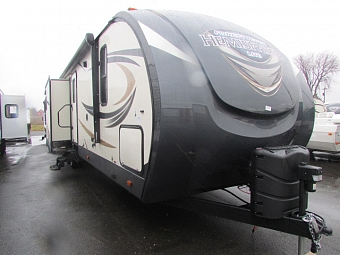2017 FOREST RIVER Salem 300BH Hemisphere Travel Trailer