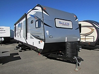 2017 Forest River Salem 29FKBS travel trailer