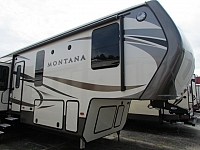 2017 KEYSTONE 3661RL MONTANA FIFTH WHEEL