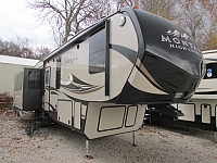 2017 Keystone 353RL High Country 5th fifth wheel trailer