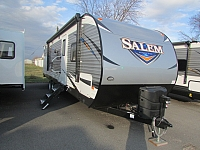 2018 FOREST RIVER 30KQBSS SALEM TRAVEL TRAILER