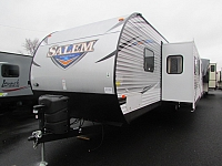 2018 FOREST RIVER 31KQBTS SALEM TRAVEL TRAILER
