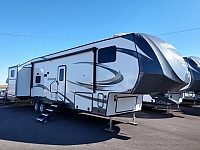 2018 FOREST RIVER 356QB SALEM HEMISPHERE FIFTH WHEEL