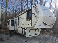 2018 Montana 3791RD 5th Wheel Trailer