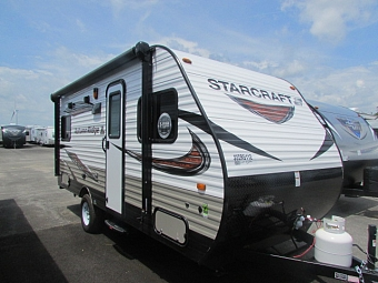 2018 STARCRAFT 17RD AR-ONE TRAVEL TRAILER