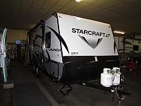 2018 STARCRAFT 21FBS LAUNCH ULTRA LITE TRAVEL TRAILER
