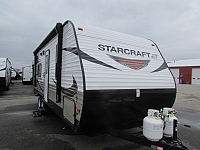 2018 STARCRAFT 23FB AUTUMN RIDGE TRAVEL TRAILER