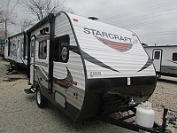 2018 Starcraft 14RB Autumn Ridge Outfitter Travel Trailer
