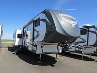 2019 FOREST RIVER 337BAR HEMSPHERE GLX FIFTH WHEEL