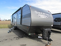 2019 Forest River 33TS Salem Travel Trailer