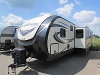 2019 Forest River Salem 322BH Hemisphere GLX travel trailer