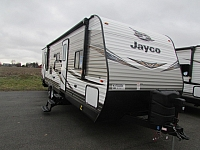 2019 JAYCO 28BHBE JAY FLIGHT TRAVEL TRAILER