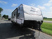 2019 JAYCO 31QBDS JAY FLIGHT TRAVEL TRAILER