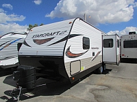 2019 Starcraft 23RLS Autumn Ridge Outfitter Travel Trailer