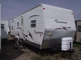 2007 COACHMEN Spirit of America 29TBS