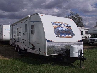 2011 HEARTLAND North Trail NT 28BRS
