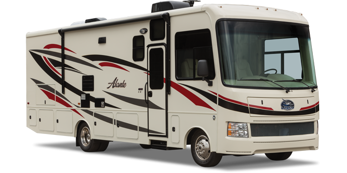 Motorhomes for sale illinois rv sales for Slide out motor manufacturers