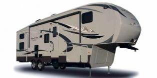 2011 Keystone Montana High Country 343RL 5th wheel trailer