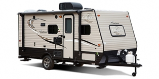 2017 Coachmen Clipper 16RBD Travel Trailer