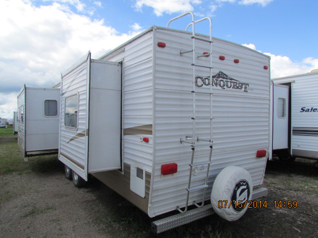 2006 GULF SUPREME 295FKS CONQUEST TRAVEL TRAILER