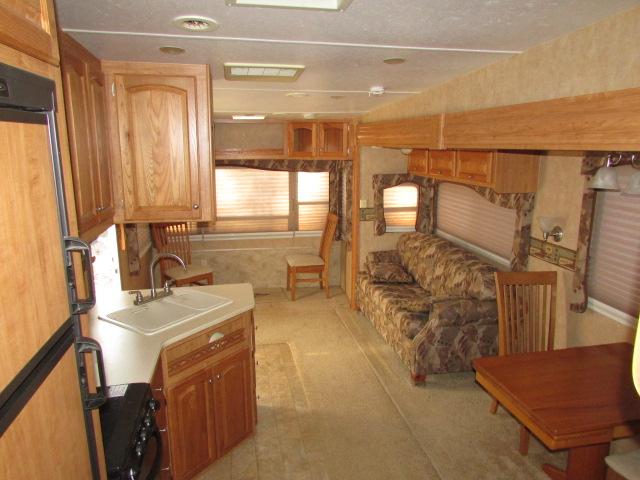 2007 Ameri-Camp Summit Ridge 29RL 5th wheel trailer