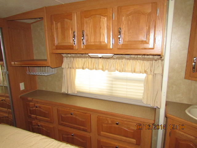 2007 FOREST RIVER 31RK LIMITED CARDINAL FIFTH WHEEL