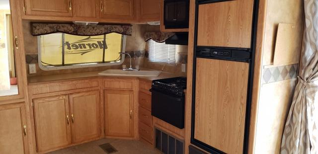 2007 Keystone Hornet 33FKDS travel trailer