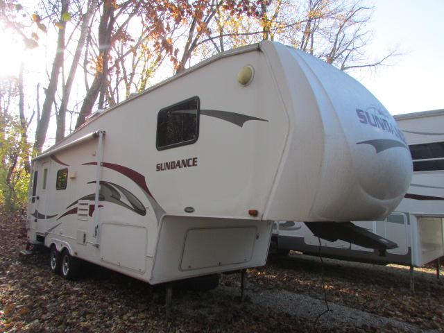 2008 Heartland Sundance 2800RLS 5th wheel trailer