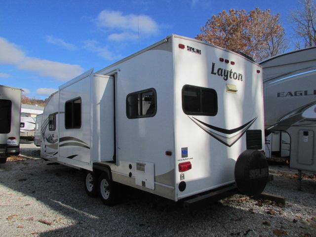 2013 Skyline Layton Joey Select 260 travel trailer