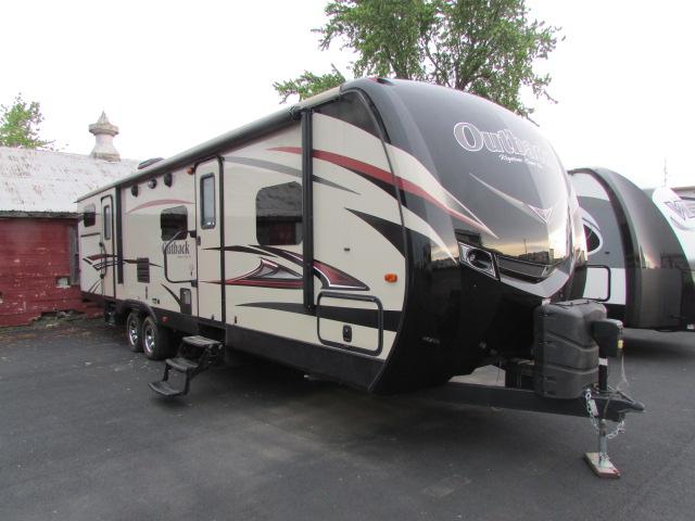 2015 Keystone Outback 312BH travel trailer