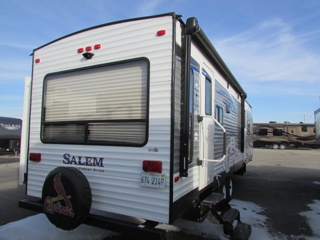 2017 Forest River Salem T27RLSS Travel Trailer