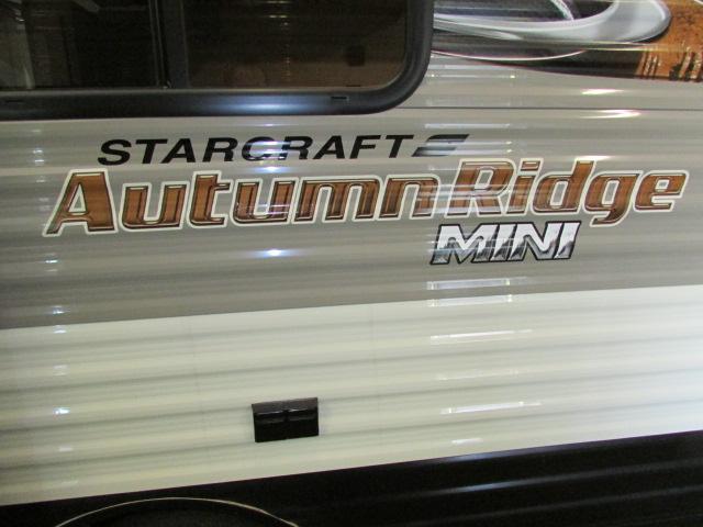 2017 STARCRAFT 18QB AUTUMN RIDGE MINI TRAVEL TRAILER