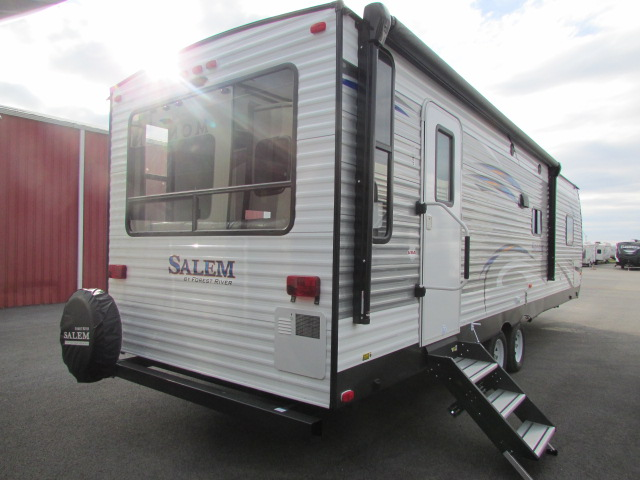 Salem Travel Trailer Parts